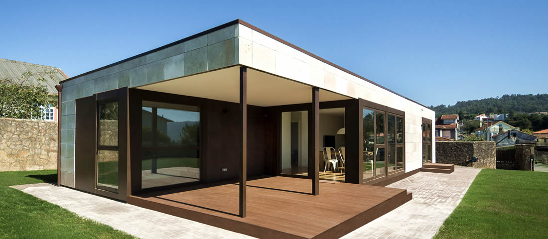casas modulares prefabricadas 3 fincas costa maresme