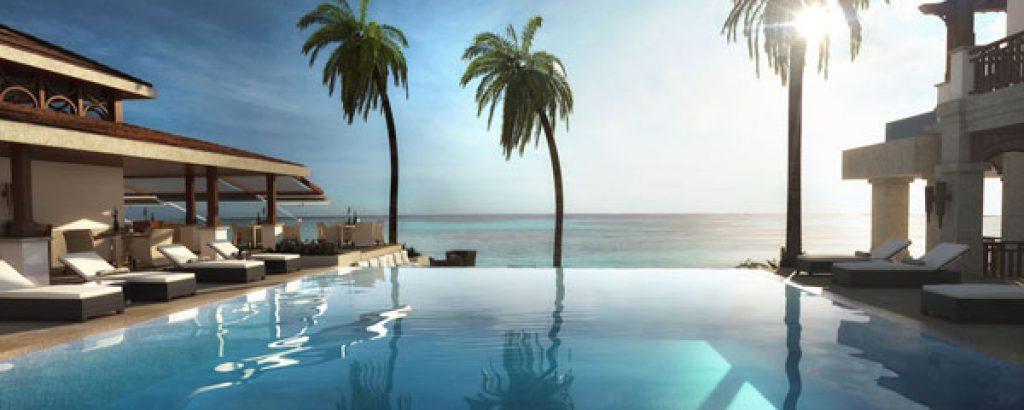 piscinas de lujo fincas costa maresme