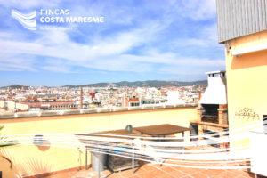 dúplex MATARÓ a primera linea de mar COSTA MARESME COSTA BARCELONA
